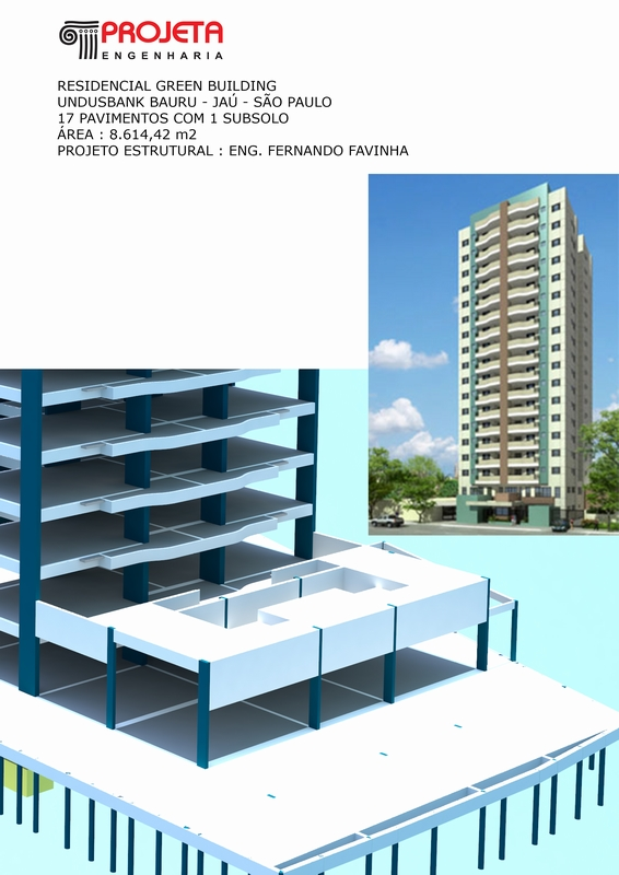 035- Residencial Green Building