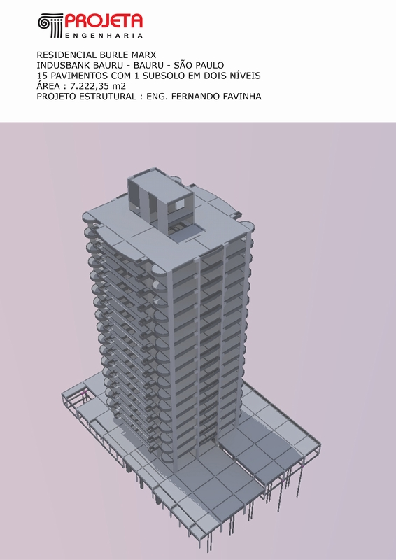008- Residencial Burle Marx