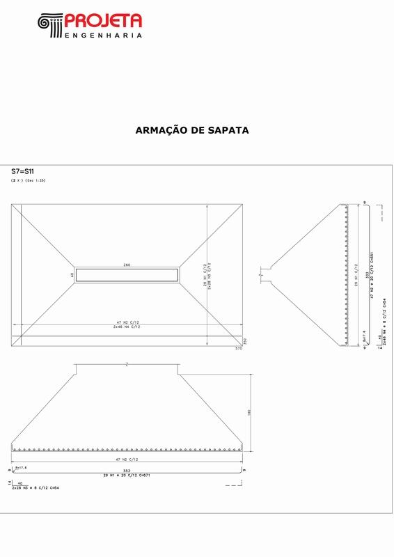 063-Armação de Sapata