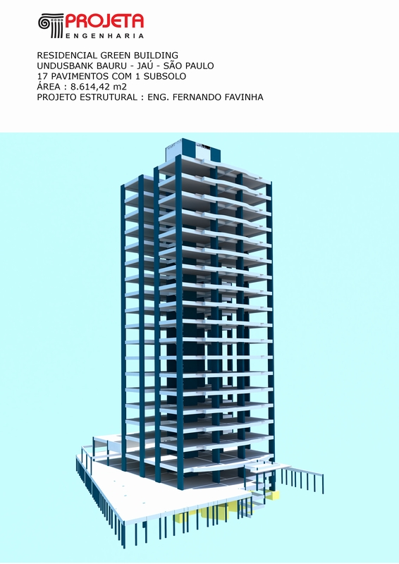 036- Residencial Green Building