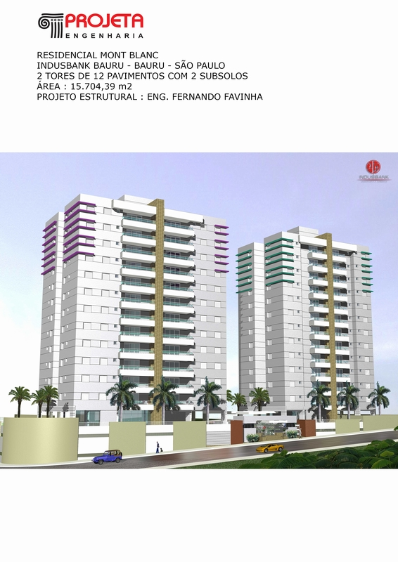 102- Residencial Mont Blanc