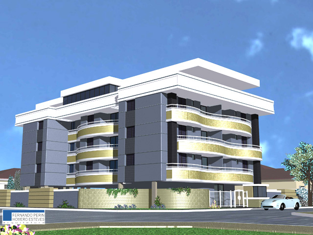 Edifício Saint Etiene - Marília-SP