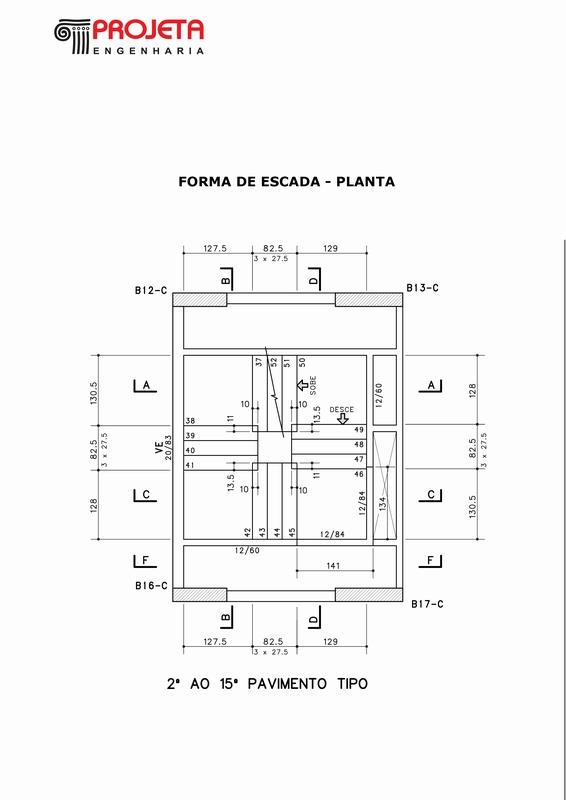 093- Residencial Forma Escada